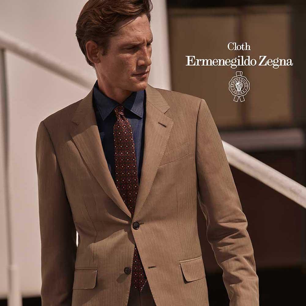 682a95d6 Ermenegildo Zegna   High Quality Wool, Cashmere   Kemp and ...